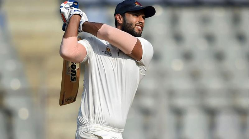 Eight players have already joined the camp which also includes Uttar Pradesh captain Akshdeep Nath, Mumbai all-rounder Shivam Dubey among others. (Photo: PTI)