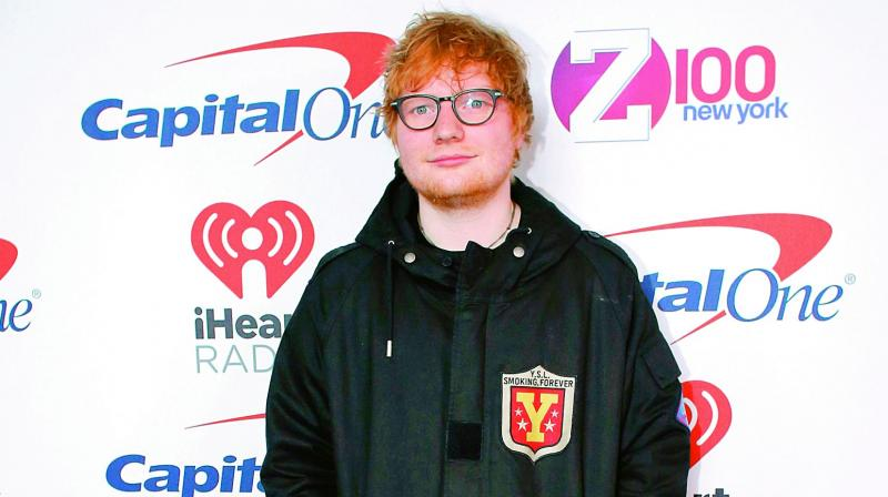 Ed Sheeran Addresses Those Wedding Ring Rumors