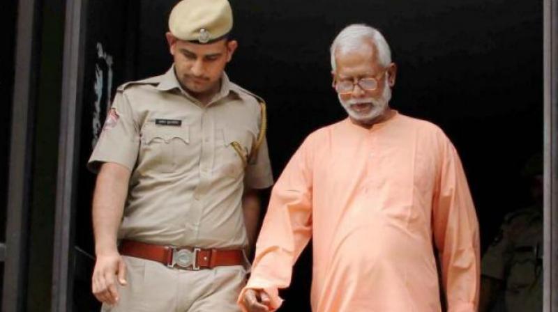 Swami Aseemanand. (Photo: PTI/File)