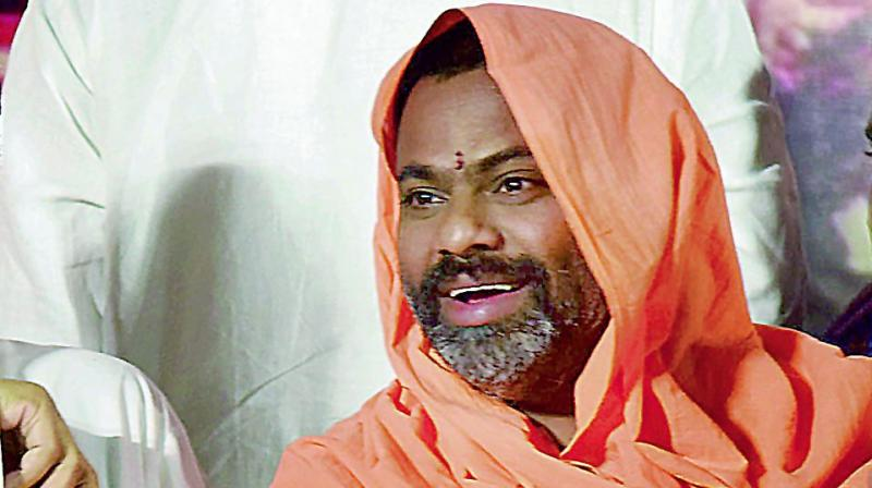 Swami Paripoornananda.