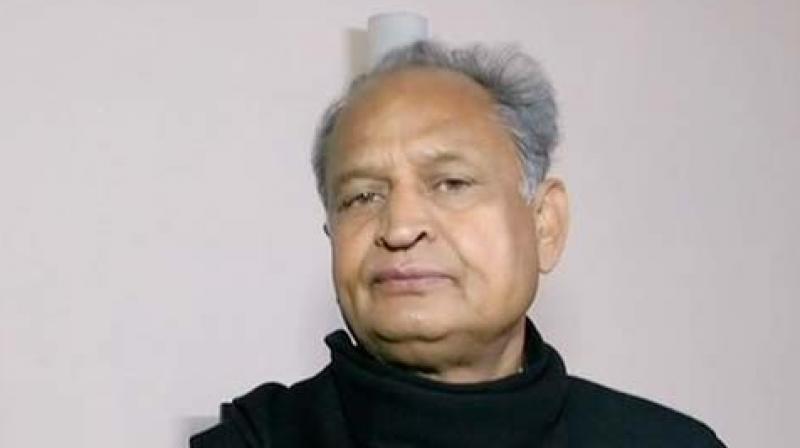 Rajasthan Chief Minister Ashok Gehlot  (Photo: ANI)