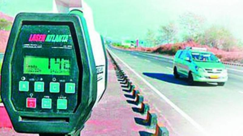 Speed governors are being fitted in vehicles as per the notification issued by the Ministry of Road Transport and Highways, dated April 4, 2015.  (Representational Image)
