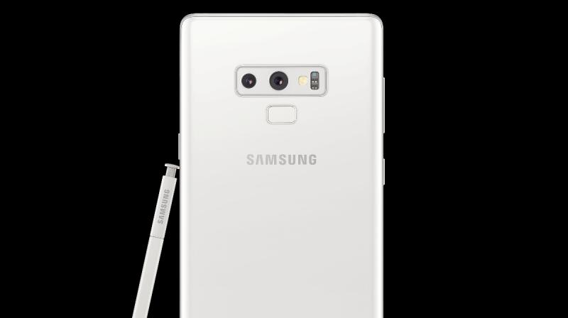 The Alpine White edition of Galaxy Note9 will be available in the 128GB memory variant for Rs 67,900 and Galaxy S9+ Polaris Blue will be available in the 64GB memory variant for Rs 64,900.