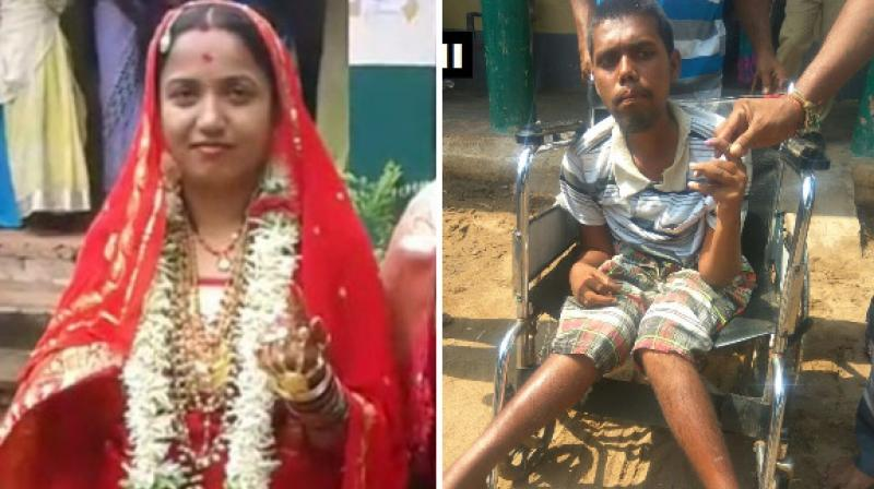 First-time voters, grandparents, young brides, celebrities, differently-abled participated enthusiastically to celebrate the 'festival of democracy'. (Photo: ANI)