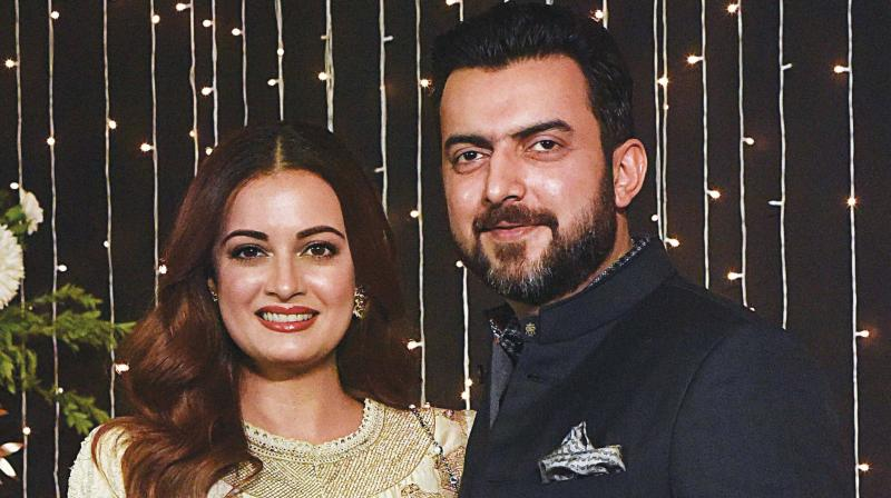 Dia Mirza gets candid