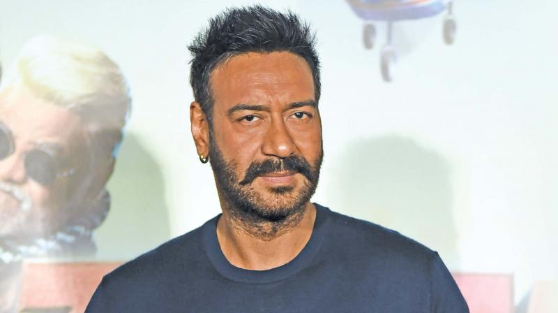 Ajay Devgn gets his tenth in 100 crore club