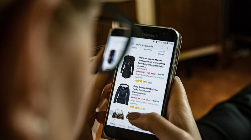 Online retail is estimated to jump four-fold to USD 73 billion by 2022 as millennials are shifting from traditional shopping to e-commerce taking advantage of cheap smartphones and high-speed data, according to property consultant ANAROCK. (Photo: Pixabay)