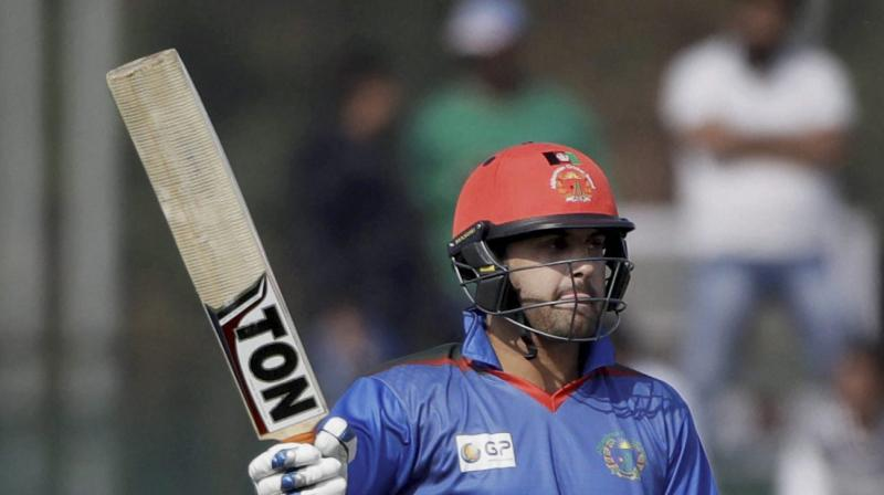 Rashid Khan, Mohammad Nabi star as Afghanistan win series vs Zimbabwe