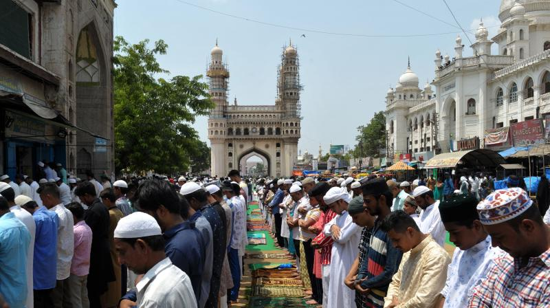 While devotees from across the country are celebrating Eid-Al-Adha, also known as Bakrid, the sports fraternity too extended their cordial wishes on the auspicious occasion. (Photo: AFP)