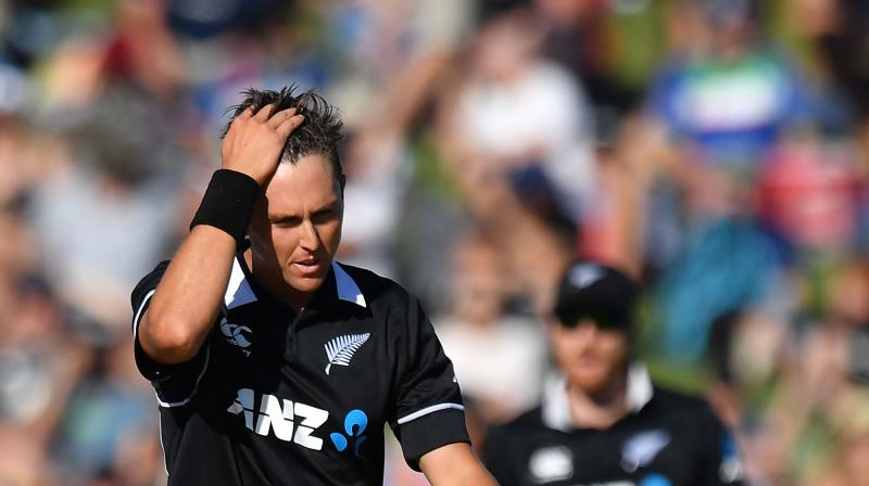New Zealand will look to bounce back from their dismal eight wicket loss to India in the opening ODI. (Photo: AFP)