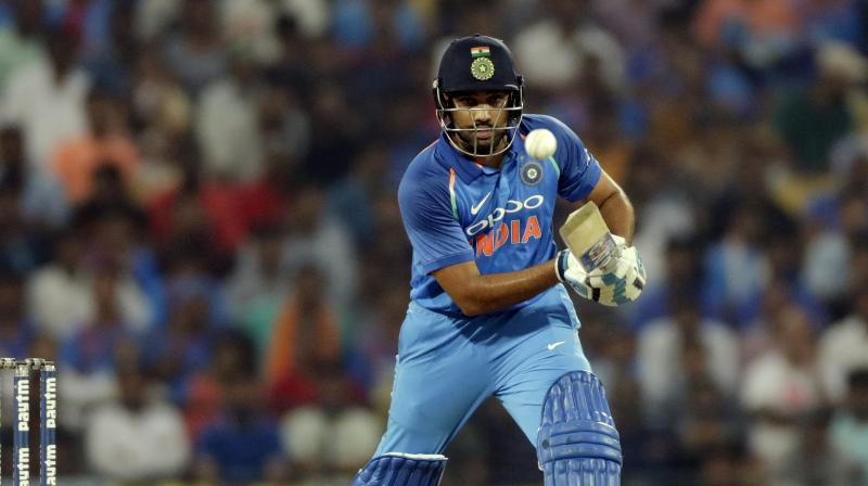 Rohit Sharma. (Photo: AP)