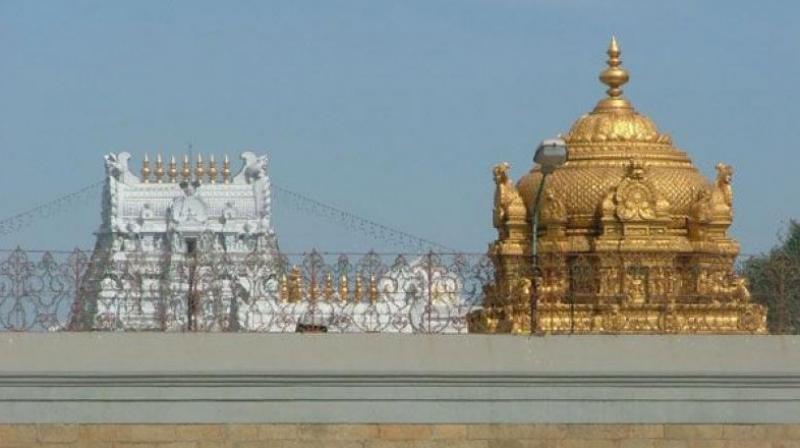 Tirupati Tirumala Devasthanam Room Booking Chennai
