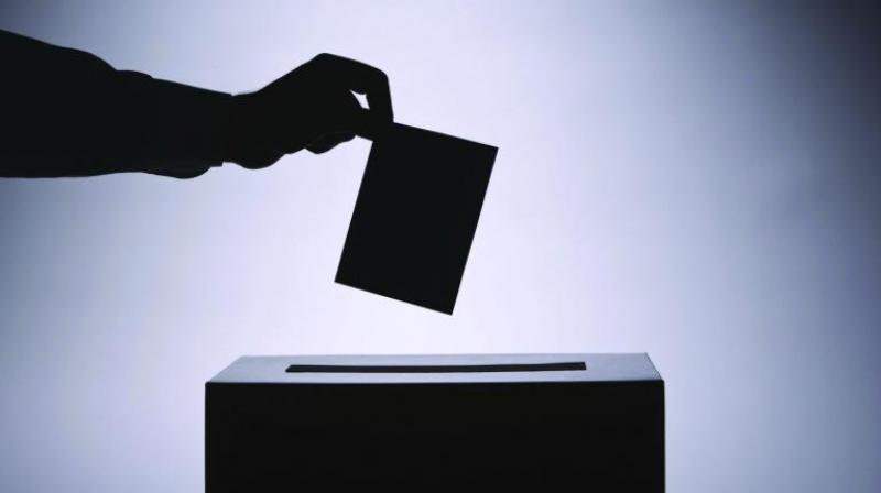 The model code of conduct has come into effect in these constituencies because of the announcement of the polls. The poll schedule; issue of notification will be on September 23, last date of nominations September 30, scrutiny October 1 and last date of withdrawal of candidature October 3. (Representational Image)