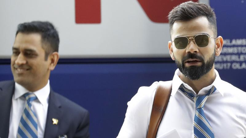 The Indian batting line-up will be steered by Number 1 ODI batsman-- Virat Kohli, who has been in sublime form lately. (Photo: AP)
