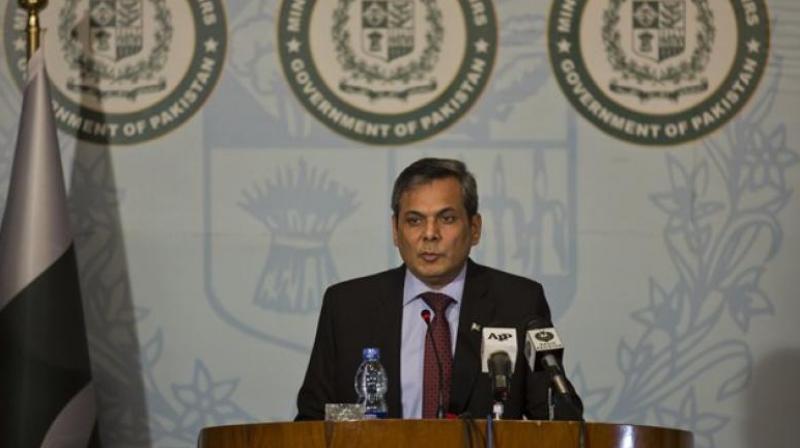 Pakistan's Foreign Office Spokesman, Nafees Zakaria (Photo: File)
