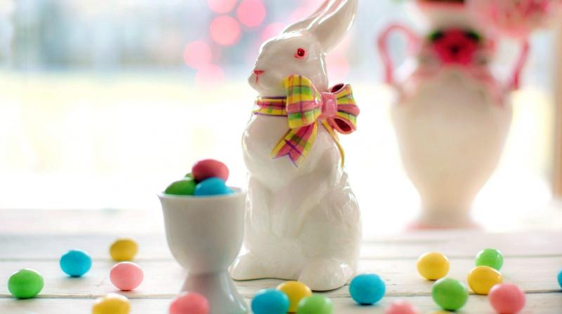 Go green this Easter and look for products and packaging made from recycled material and buy decorations second-hand from charity shops. (Photo: Representational/Pexels)