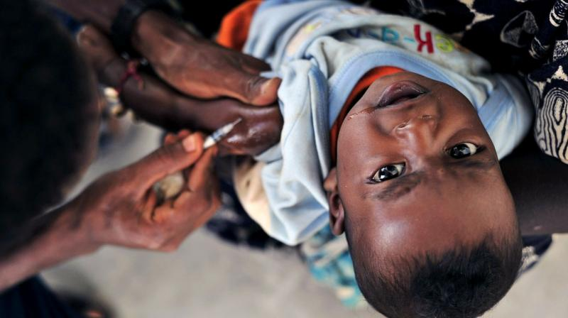 The measles infections worldwide nearly quadrupled in the first quarter of 2019. (Photo: Representational/Pixabay)