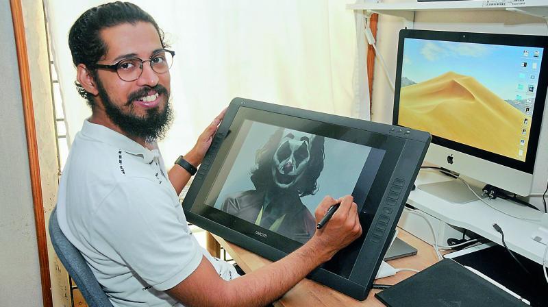 Illustrator Sri Priyatham