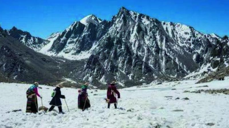 """The Chinese protest reportedly originates from """"territorial sensitivity"""" on the matter as the """"actual site of Kailash Mansarovar is located in Tibet, which is part of China, and is recognised by India as such. (Photo: File)"""