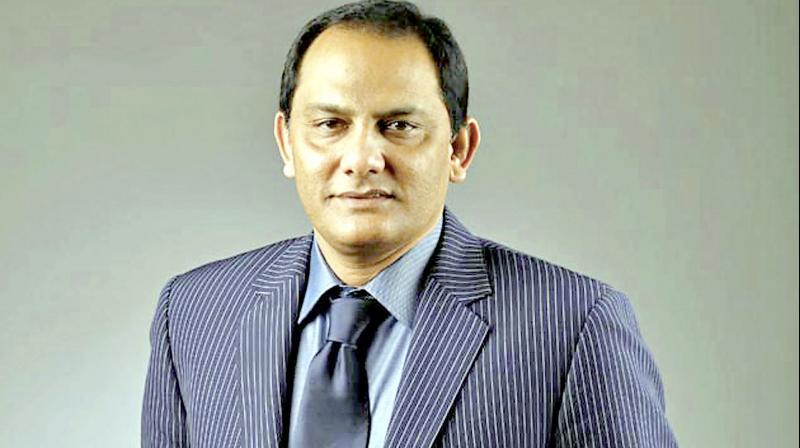 Mohammad Azharuddin.