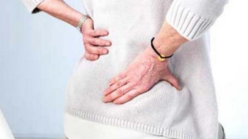 Back pain and unhealthy behaviors not only occur together but also track into adulthood (Photo: Pixabay)