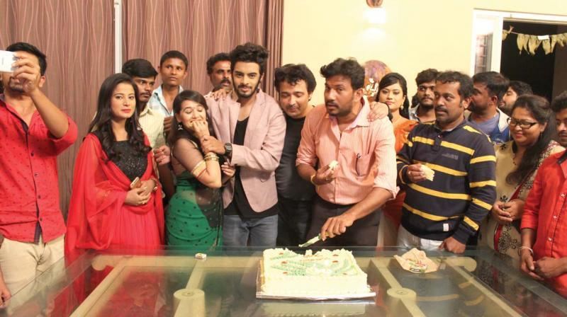 Celebrations of Sarayu underway