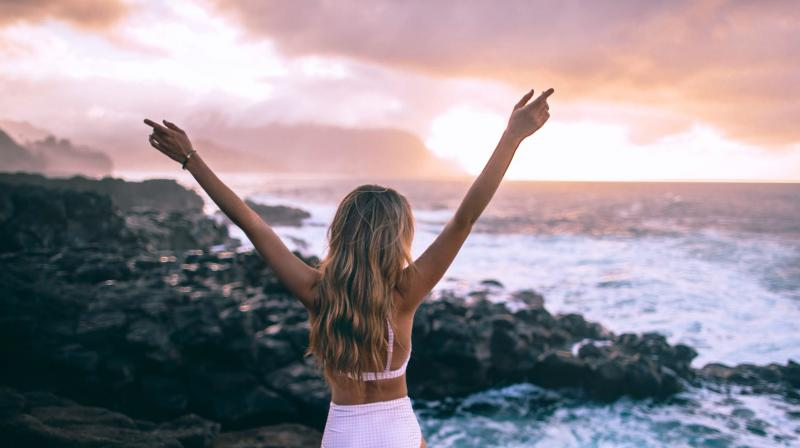 Reading some articles online and talking to other women who have solo travelled can imbibe you with confidence. (Photo: Representational/Pexels)