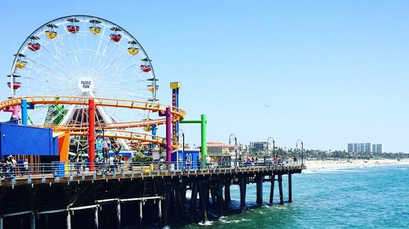 8 reasons to plan your next trip to Santa Monica.(Photo: Pixabay)