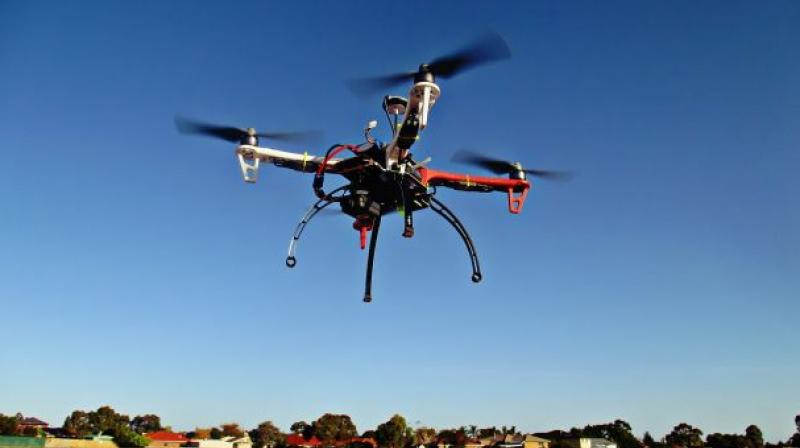 Vizag police to use drones to curb ganja trade
