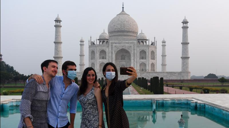 Travellers from Dubai, UK contributed maximum to COVID-19 spread in India