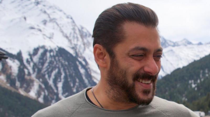 Salman Khan and Katrina Kaif film for Tiger Zinda Hai all ...