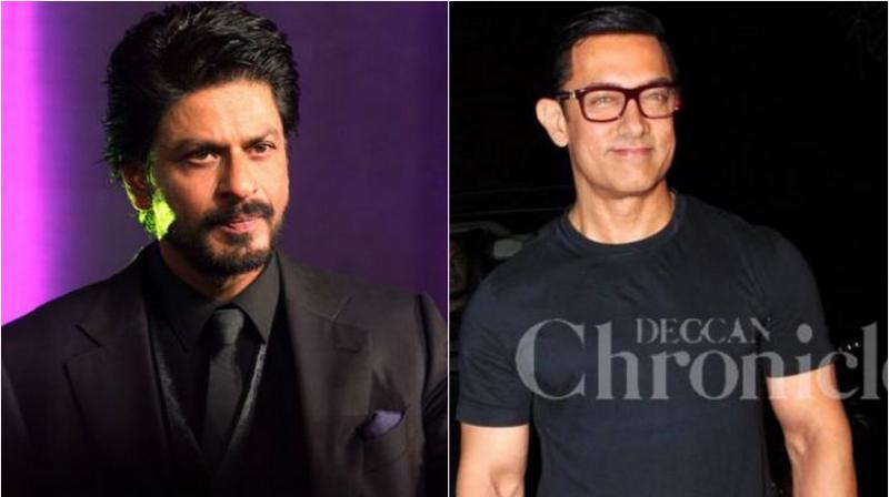 It will be for the first time in history of Bollywood that the two Khan's are set to have back to back film releases.