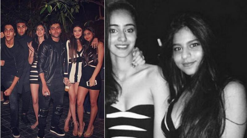 The party was held at a suburb hotspot in Mumbai.