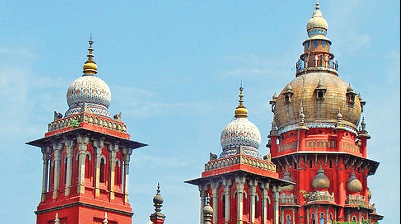Madras high court .