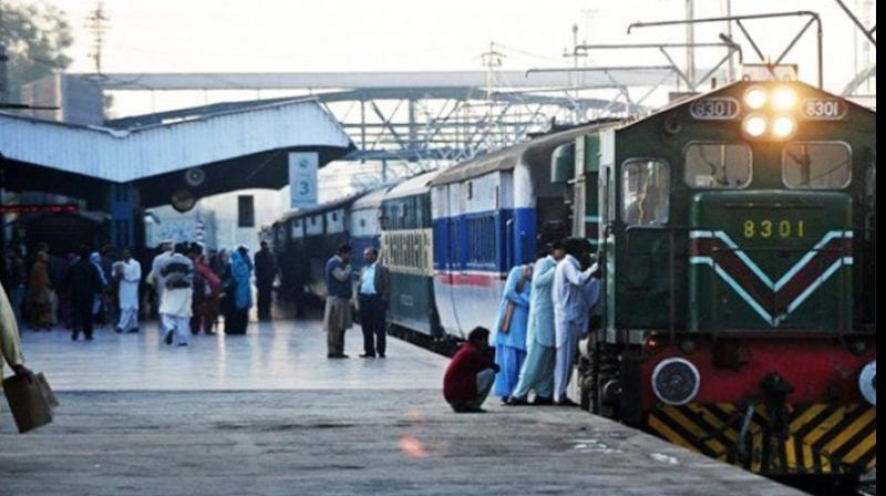 The train departs on Monday and Thursday from Lahore. (Photo:AP)