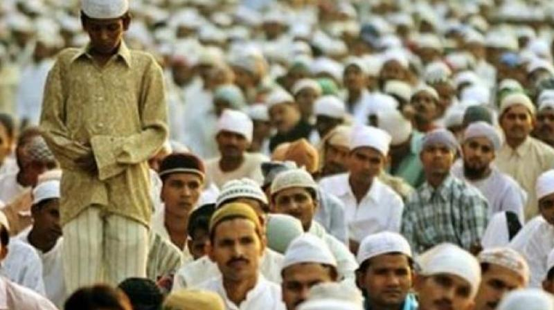 "Taking the opposite viewpoint, Hindutva hawk Vinay Katiyar justified the party's move to not give tickets to Muslims, saying: ""When Muslims don't vote for us, why should we give tickets to them?"" (Representational image)"