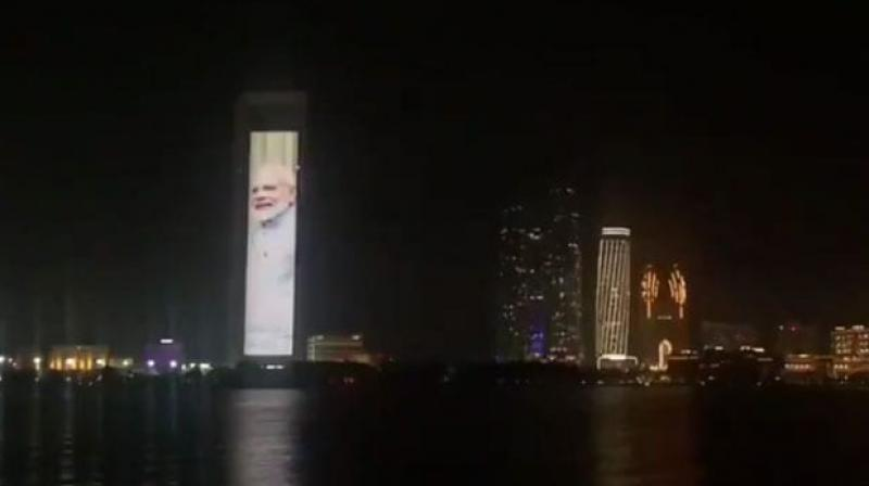 Suri said that India-UAE relations witnessed a real transformation since Prime Minister Modi's visit to the UAE in August 2015. (Photo:ANITwitter)