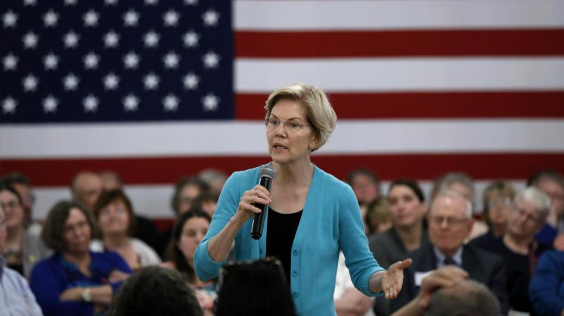 Warren had called for an impeachment inquiry the day after the April 18 publication of special counsel Robert Mueller's 448-page report. (Photo:AP)