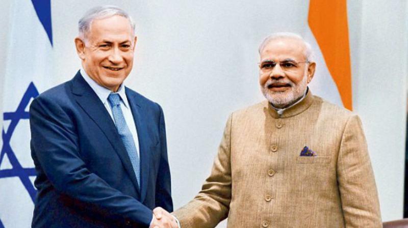 The fate of Prime Minister Narendra Modi's Israeli friend Prime Minister Benjamin Netanyahu is instructive.  (Photo: PTI/File)