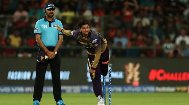 Kolkata currently stands at the sixth position in the IPL league standings with 10 points from 12 matches. (Photo: BCCI)