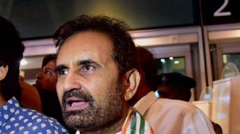 The Congress leader said Modi had announced during the 2014 Lok Sabha election campaign to give two crore jobs every year. (Photo: File)