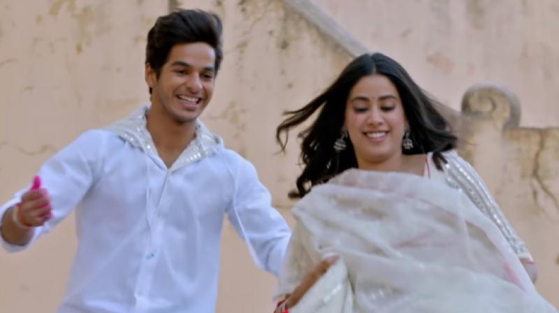 Dhadak Movie Review Ishaan Saves This Not So Good Sairat Version