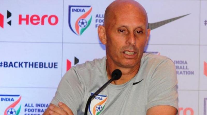 Stephen Constantine said that all that happened in the round robin stage earlier was
