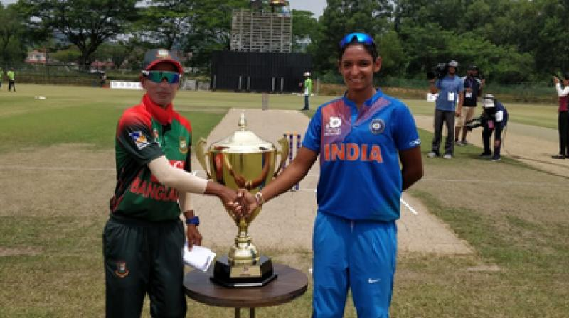 Bangladesh beat India to win women's Asia Cup