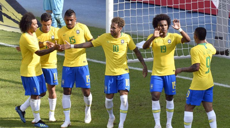 In 2014 Brazil were knocked out in the semifinal stage by Germany. (Photo: AFP)