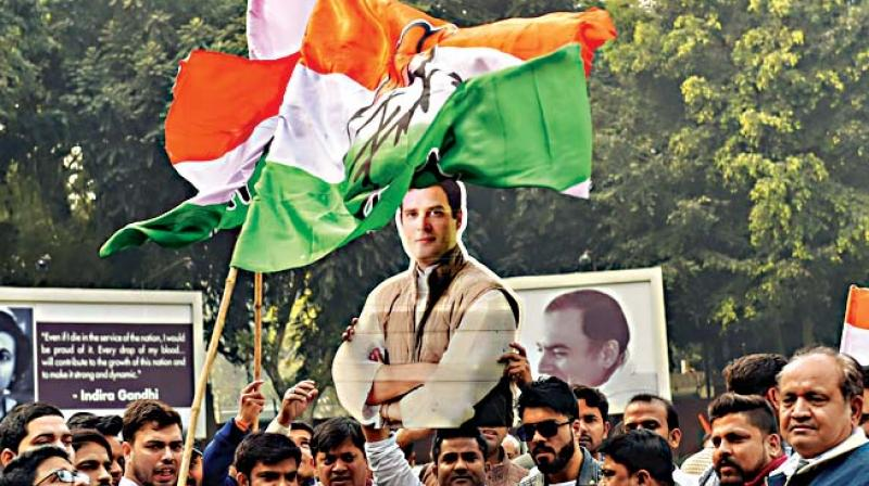 With the Congress and the BJP falling short of a simple majority, the focus now shifts to smaller parties and Independents who will play an important role in government formation. (Representational Image)