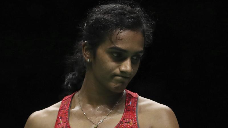 Indian shuttler PV Sindhu on Tuesday advanced to the second round of the ongoing French Open after defeating Canada's Michelle Li in the first round. (Photo: AP)