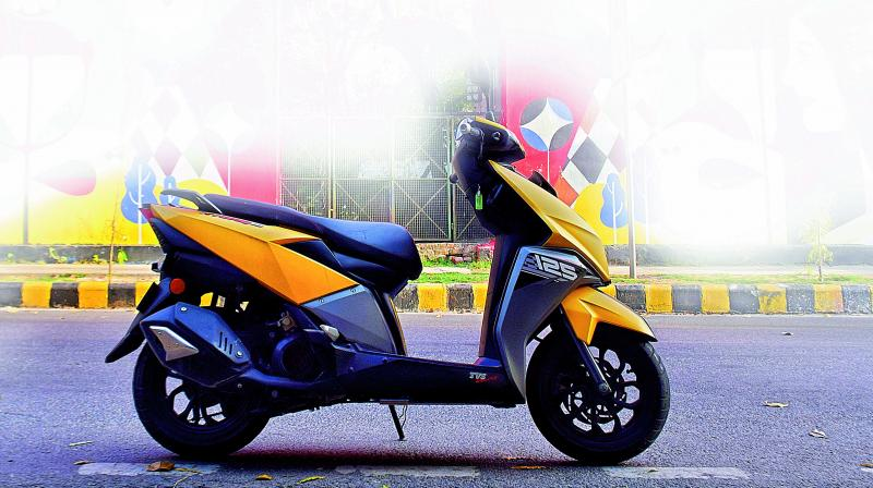 Majority of these buyers are youngsters who are looking for stylish scooters, which are light on pockets too.