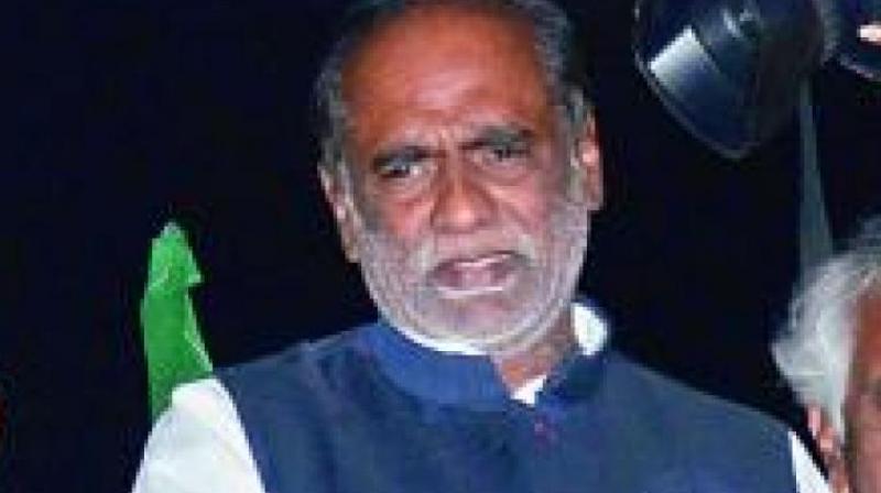 Telangana State BJP President K. Laxman