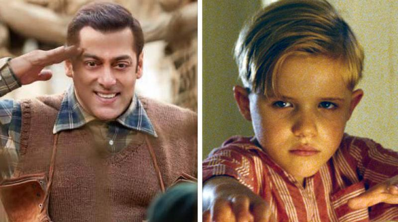 Stills from 'Tubelight' and 'Little Boy.'